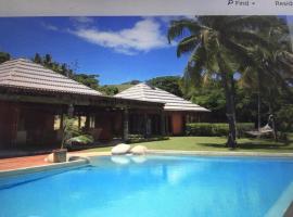Bure Delana Island Residence, Malolo Lailai