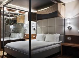 UNO Design Hotel, Odessa