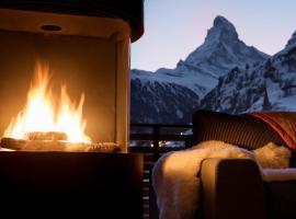 Ari village loft at Ascot, Zermatt