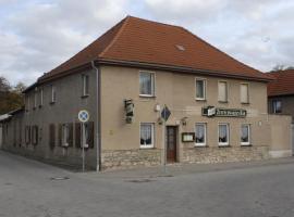 Gasthaus ,,Zum schwarzen Bär