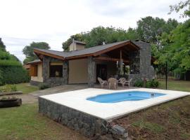 cabaña rincon del sol, Villa General Belgrano