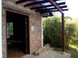 Casa Emiliana, Jardin