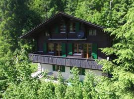 Chalet Tannegüetli - GriwaRent AG, Grindelwald