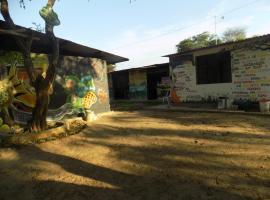 Eutopía Eco Hostel, Chiclayo