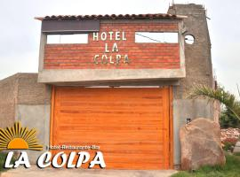 Hotel La Colpa, Chincha Alta