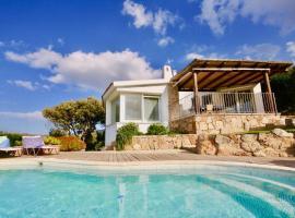 villa i corbezzoli, Baja Sardinia