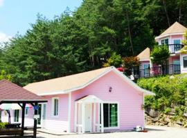 Pinkhouse Pension, Pyeongchang