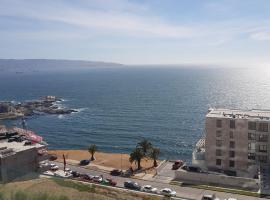 Reñaca, vista panorámica, Viña del Mar