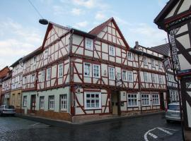 Pension Frankfurter Hof