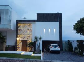 Casa para descanso con alberca, San Baltasar