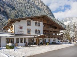 Gästehaus Schneeberger, Mayrhofen
