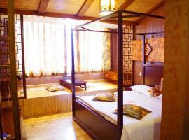 Mount Emei Teddy Bear Hostel, Emeishan