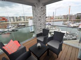 Apartment NewPort Bremerhaven