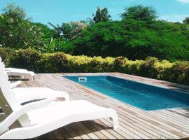 Oasis Pool Villa Fiji, Malolo Lailai