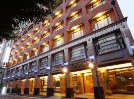Hotel j-Metropolis, Hsinchu
