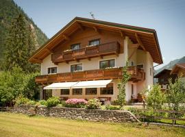 LEO Appartements, Mayrhofen