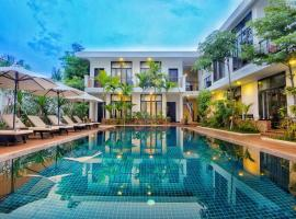 La Rose Blanche Boutique, Siem Reap