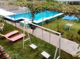 Hotel Campestre Corina, Pisco