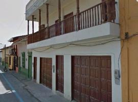 Hostal Santa Fe, Santa Fe de Antioquia