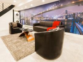 Luxury Duplex Apartment, Brooklyn