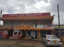 Crystal view Guest House, Isiolo