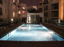 Fabulous 2 Bedrooms Apt at Al Mouj Muscat, Mascate