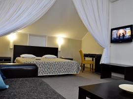 Palisad Hotel, Vologda