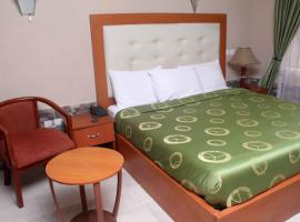 Silver Grandeur Hotel, Lagos