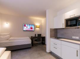 Boardingroom Hotel Duda