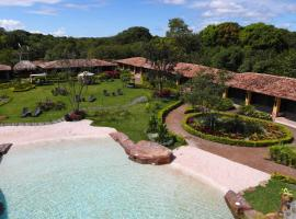 Campamento Ara Meru Lodge, Canaima