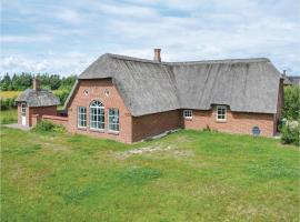 Seven-Bedroom Holiday Home in Ulfborg, Ulfborg