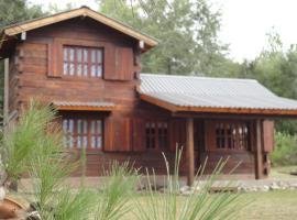 Casa/Cabaña de troncos Villa General Belgrano, Villa General Belgrano
