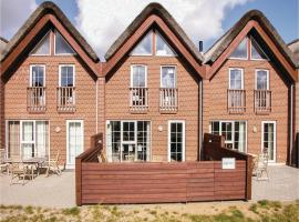 Three-Bedroom Holiday Home in Romo, Kongsmark