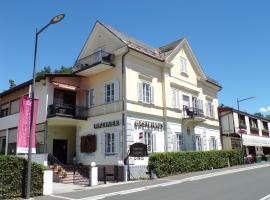 Gästehaus Residenz Lapeiner, Пёрчах-ам-Вёртерзе