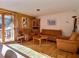 Apartment Monteilly 26, Champéry