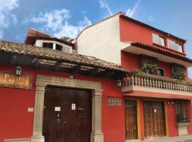 Posada La Merced Antigua, Antigua Guatemala