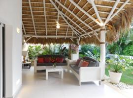 villa paradise playa popi, Las Terrenas