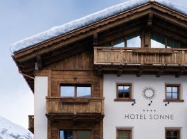 Eco & Wellness Boutique Hotel Sonne, Livigno