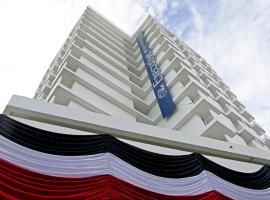 The Executive Hotel,