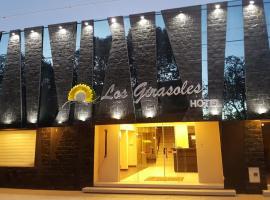 Los Girasoles Hotel, Uyuni