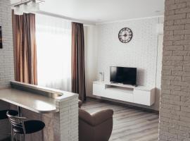 Апартаменты Люкс Берлога55 на Красном Пути, Omsk