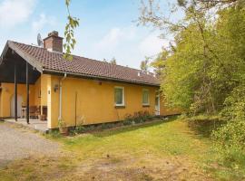 Three-Bedroom Holiday home in Skjern 1, Lem