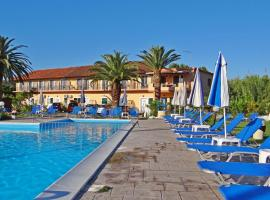 Egrypos Hotel & Apartments, Boukari