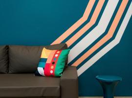 Colors Rooms & Apartments, Thessaloníki