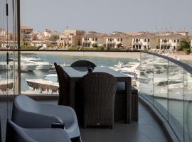 HiGuests Vacation Homes - Tiara Diamond, Dubaj