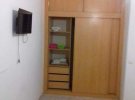 Apartament Prédio Branco ASA, Praia
