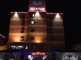 Hotel Coco de Palms & Mer (Love Hotel), Oita