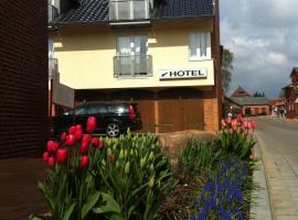 Hotel Die Friesenhalle