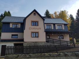 Penzion Diana, Bedřichov