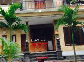 Gusti House Mesari, Ubud